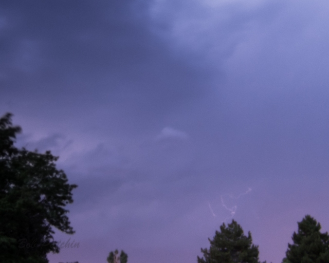 North Denver Colorado Storm Last Week-06 (You are looking north on this shot)